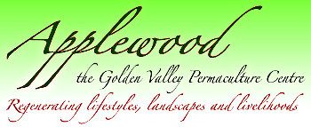 Golden Valley Permaculture logo