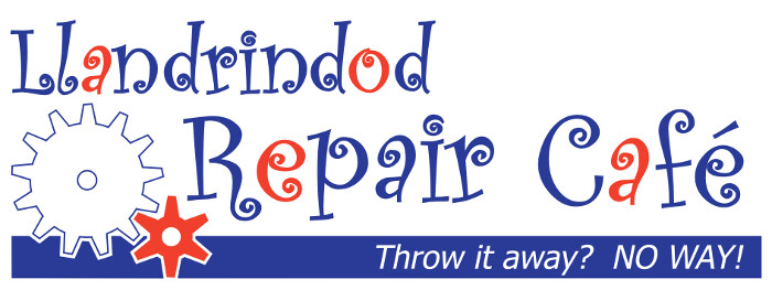 Llandrindod Repair Cafe logo
